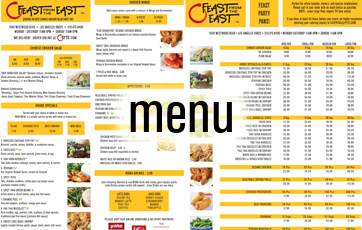 Downloadable Menu