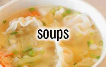 Soups and Broths
